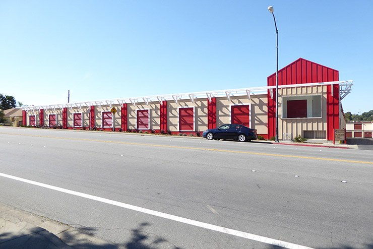 Commercial roof construction in Hayward CA